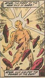 Real Name Atum Atum Marvel