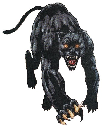 Panther God (Black Panther character/Egyptian God)