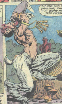 Dionysus (ISAAC agent, Captain Mar-Vell foe)