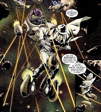 Doctor Nemesis (Invaders/X-Men character)