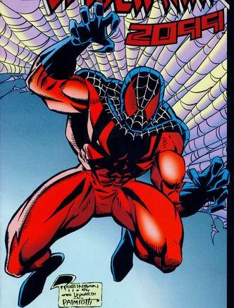 Enemies: Spider-Man 2099; Packrat