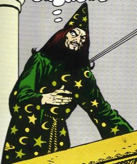 Merlin Demonspawn Merlin Imposter Foe