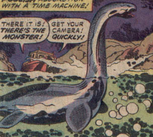 Incident At Loch Ness Monster