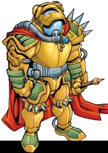 Starhammer Vuk Medusa Dbari Avengersshe Hulk