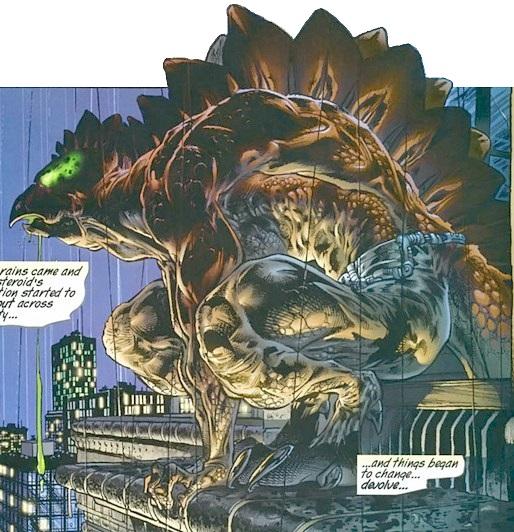 City Of Lafayette >> Stegron (Spider-Man foe)