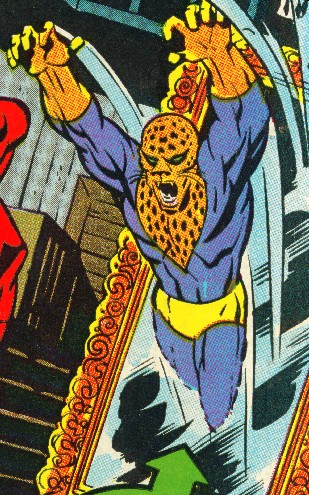 Tagak The Leopard Lord Daredevil Defenders Character