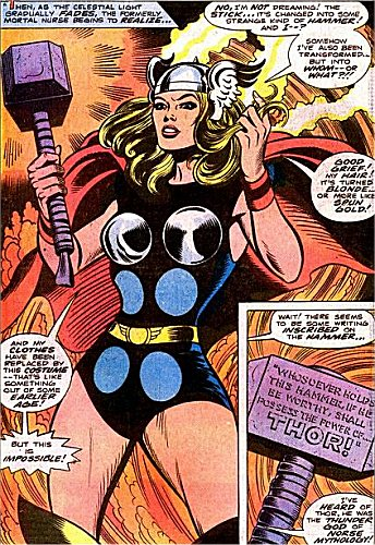 Thordis (Jane Foster, What if?)