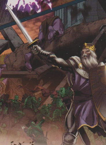 King Arthur Pendragon Camelot Otherworld