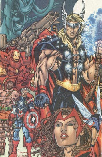 Marvel Universe Millennial Visions 2001