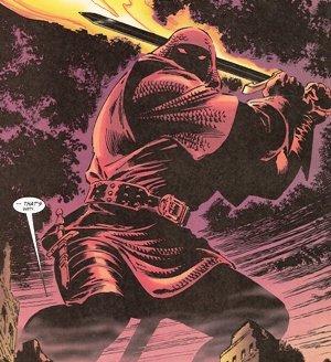 Bloodwraith Avengers Foe