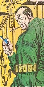 Dr Dorcas Namor Villain