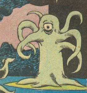 Zogg (alien spy, Amazing Adult Fantasy)