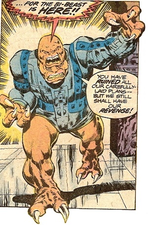 Its All About Will Of People Until It >> Bi-Beast (Hulk/Thor/Defenders foe(s))