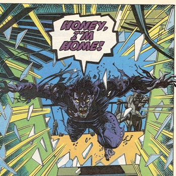 Purple man alias comic free