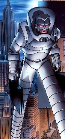 Stilt-Man (new, Darede...