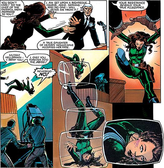 Anne (Purifiers member, X-Men foe)