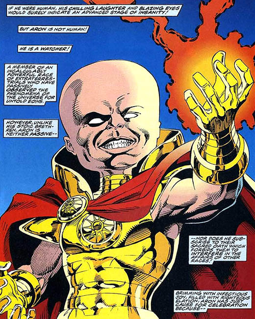 Pin de Stephen J. Snyder em Marvel Characters A C