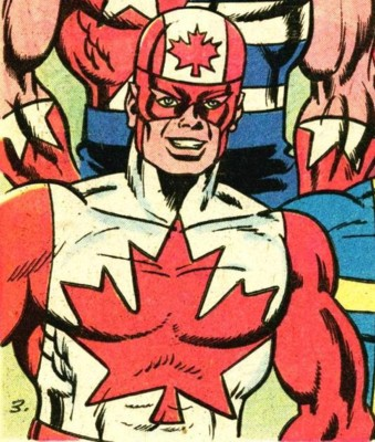 Image result for captain canada