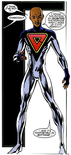 Gravity - Marvel Comics - Greg Willis - Character Profile - Writeups.org