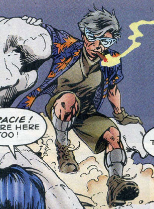 Gracie Destine (ClanDestine, X-Men ally)