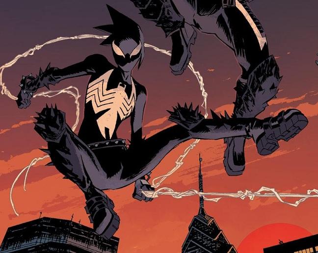 Mania (Venom (Thompson) ally)