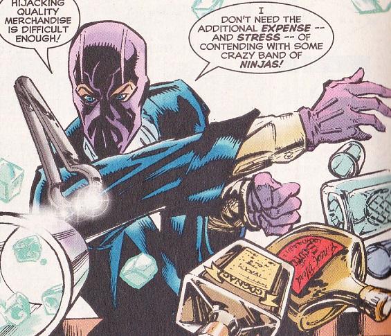 Rose Jacob Conover Spider Man Foe