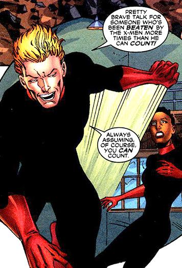 X Men 2000 Mystique Sabre (Brotherhood of ...