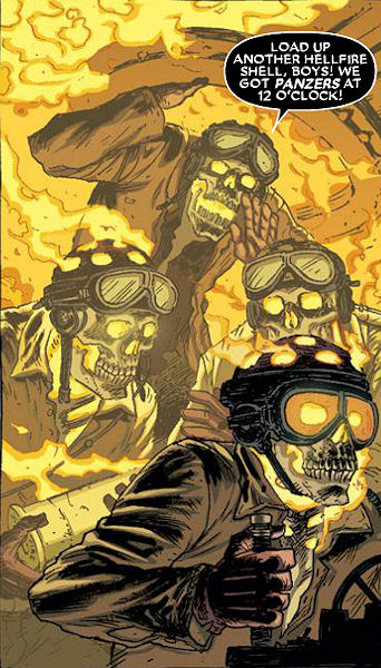 Tank 666 ghost rider characters tank 666s crew publicscrutiny Image collections