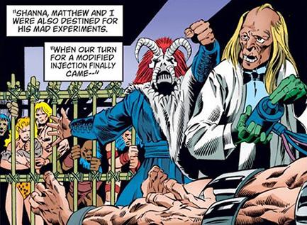 Count Nefaria (ionic Maggia menace, Avengers/Iron Man foe)