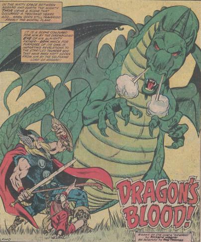 Fafnir (Jotun; giants of Jotunheim; Thor foe)