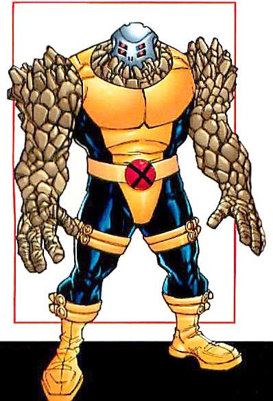 Onyxx (X-Men character...