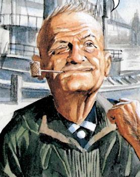 popeye the sailor man marvel appearances