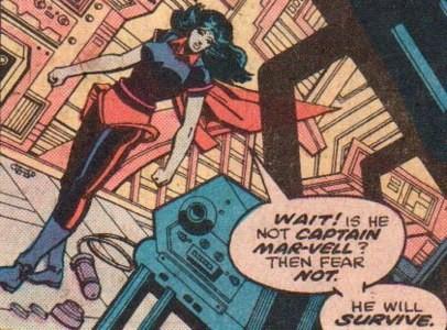 Doctor Minerva (Avengers/Captain Marvel/Ms  Marvel foe)