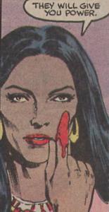 Mambo (voodoo priestess, Daredevil foe)