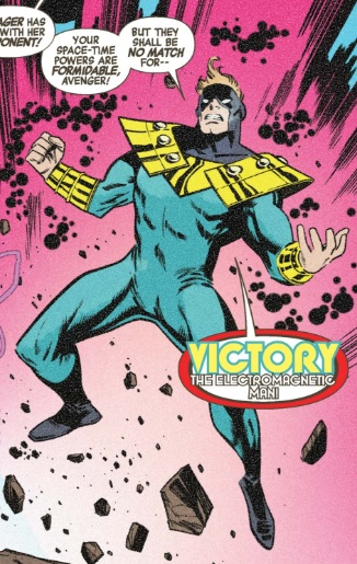 Victory the Electromagnetic Man (Earth-17122)